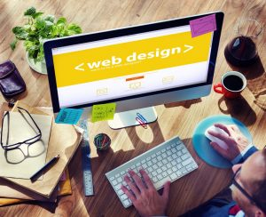 Web Design desktop image