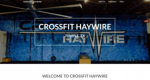Crossfit Haywire Case Study
