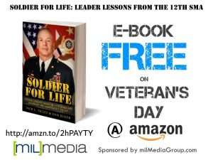 free book on Veterans Day 2017