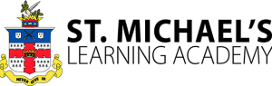 St Michael's Learning Academy Logo