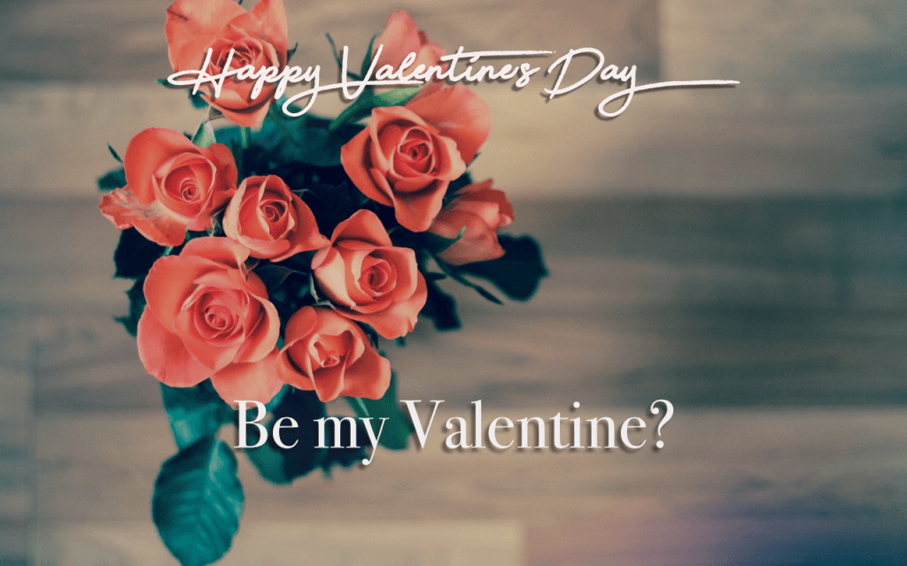 Will you be my Valentine? The Best Valentine's Day Pictures 2018