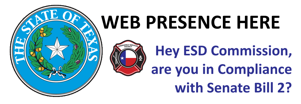 emergency service district website