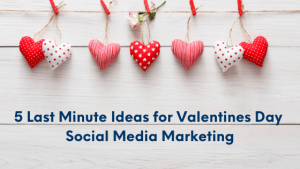 5 Last Minute Ideas for