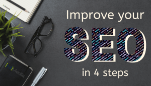 Improve Your SEO in 4 Steps