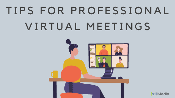 virtual meetings milMedia
